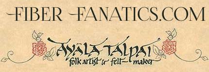 Fiber Fanatics Logo